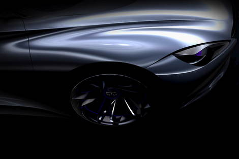 Infiniti range-extended electric vehicle will be unveiled in 2012