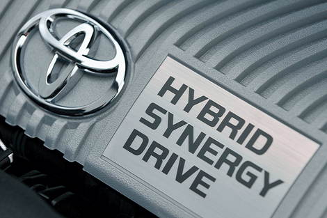Toyota Hybrid Synergy Drive is used on the Prius